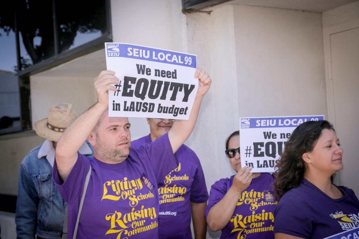 An Open Letter to the Los Angeles Unified School District Board of Education Your casual decision to cut-back critical student services during a time of greatest need is out-of-touch and uninformed.
