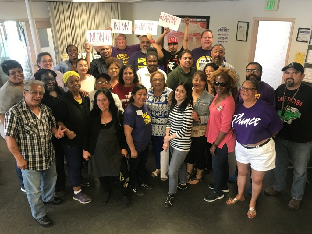 Strike threat moves LAUSD on wages – Let's move them some more!