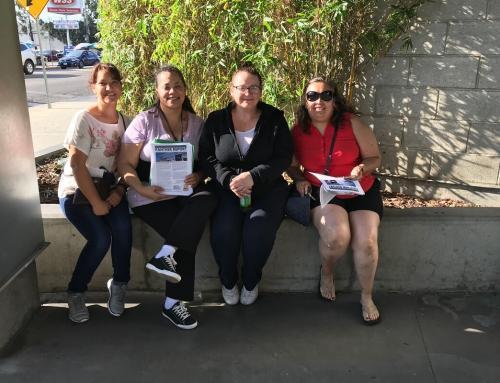 Mobilizing TAS Parents for a Fair Contract