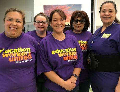 Bargaining Update: TAS won't move on wages!