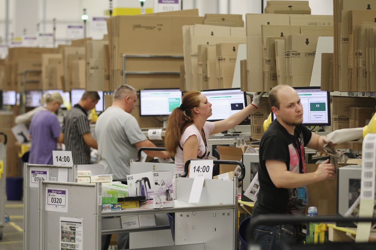 Major Victory in Our Fight for $15 Movement: Amazon Raises Wages to $15