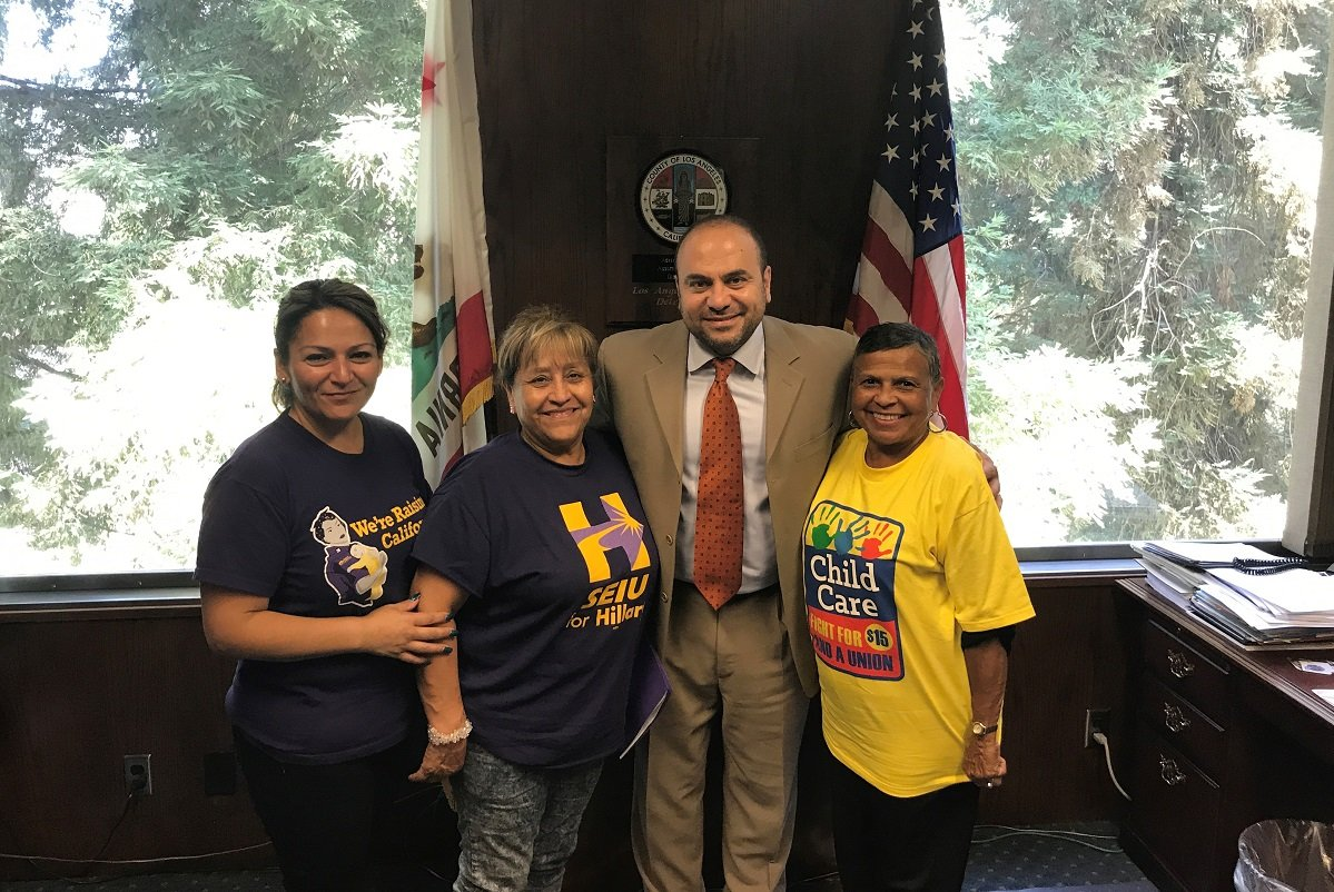Fighting for Child Care in Santa Clara County