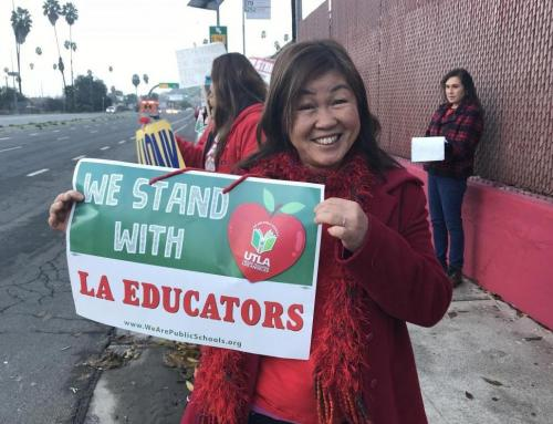 Sympathy Strikes Are Growing! Here's the list of schools ready to strike on Tuesday, January 22