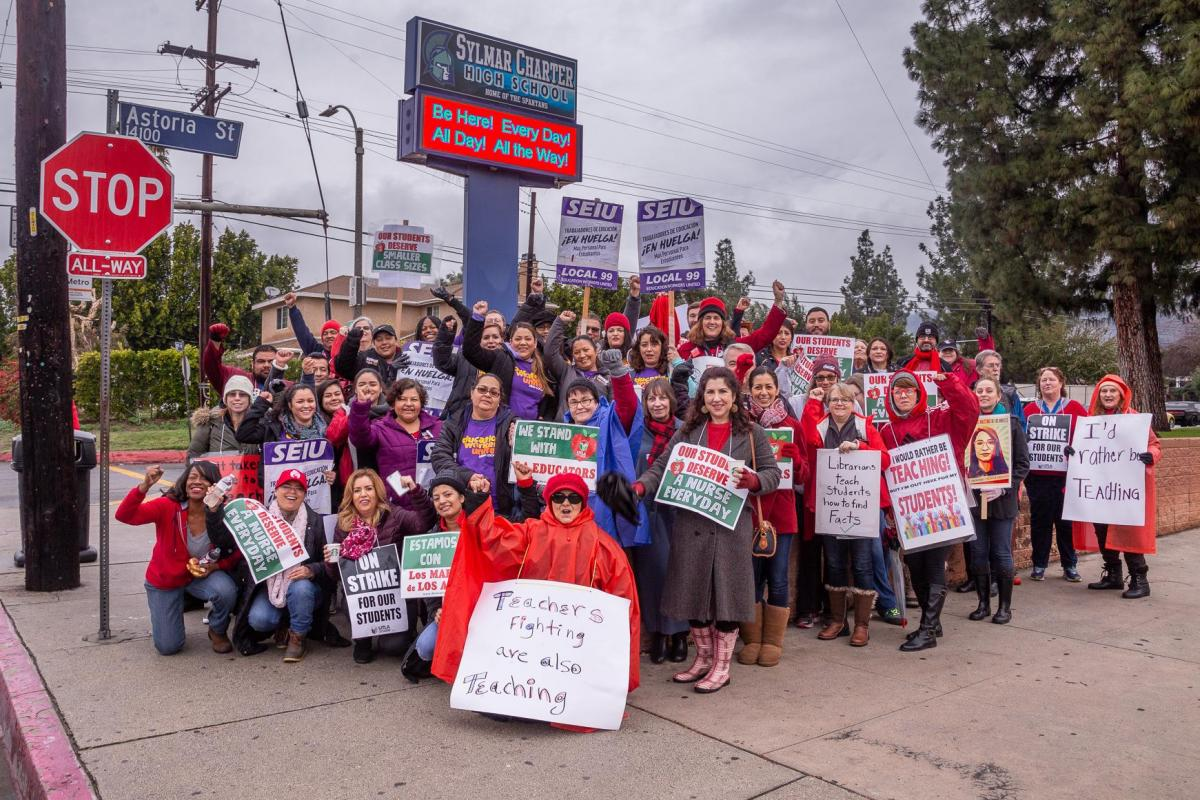 Sympathy Strikes: Local 99 Members in the Valley