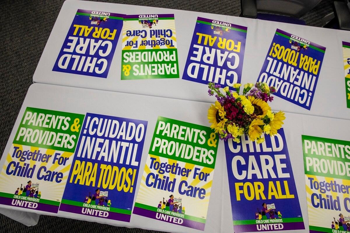 Nuevas Leyes Protegen a las Familias y Amplian el Acceso al Cuidado de la Temprana Edad
