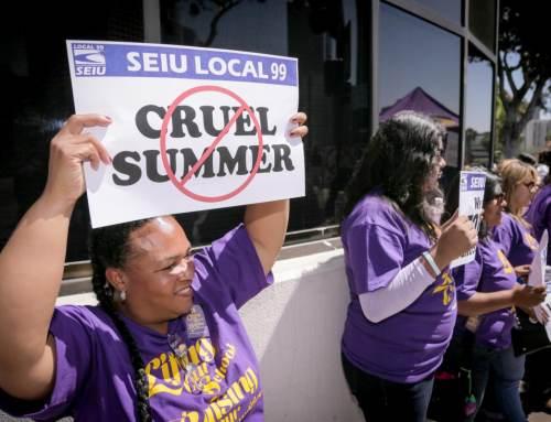 When We Fight, We Win! LAUSD Reinstates Hundreds of Members to Summer Bridge Program