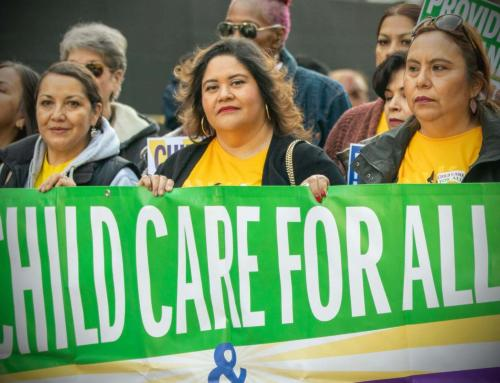 """""""We are essential workers – everyone needs child care."""""""