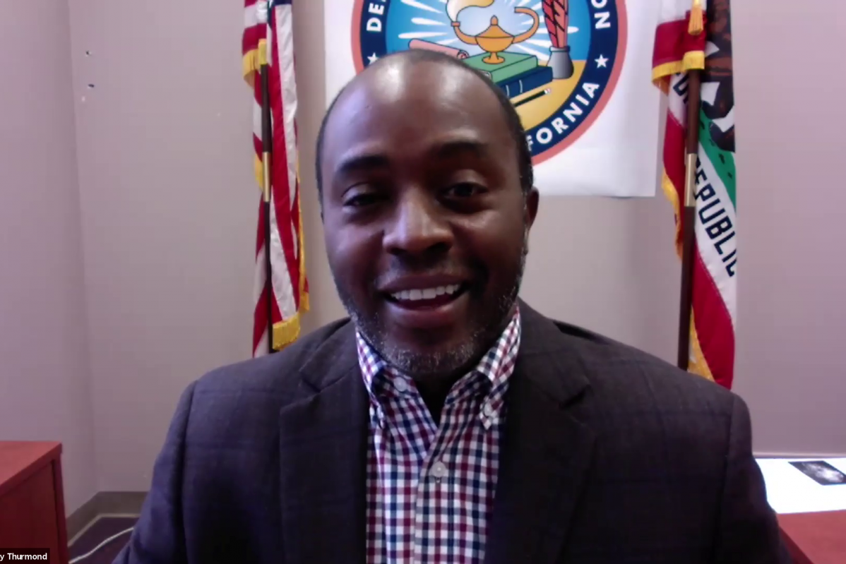 See the Full June 6 Executive Board Meeting With Special Guest State Superintendent of Public Instruction Tony Thurmond