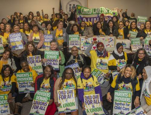 Nominations for Family Child Care Provider Negotiations Team Open on Oct 14 After a historic union victory, providers begin process to negotiate their first contract