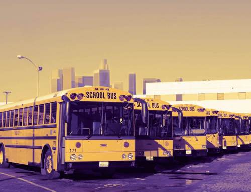 LAUSD Bus Drivers Vote to Approve Stipend for Bus Disinfecting