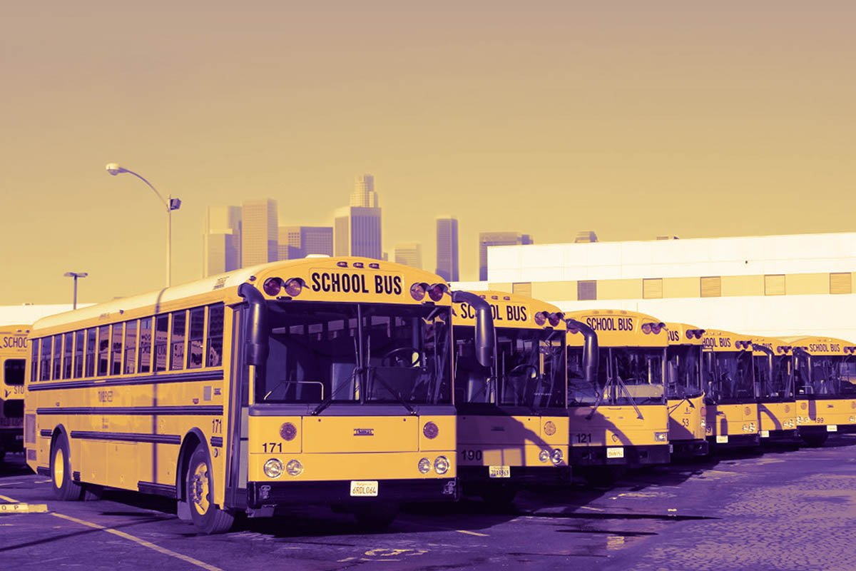 LAUSD Seeking Bus Drivers to Volunteer for SoFi Stadium Vaccination Project LAUSD Bus Drivers must complete a survey