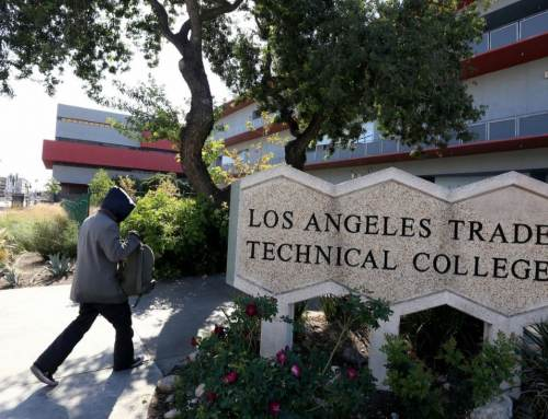 Members at LA Community College District win agreement that prioritizes safety at work