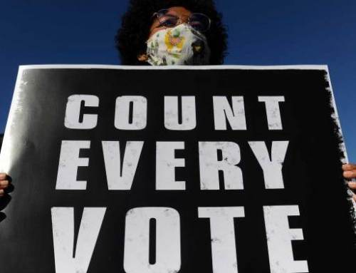 Demand that Every Vote Be Counted! Join the Caravan. Saturday, November 7