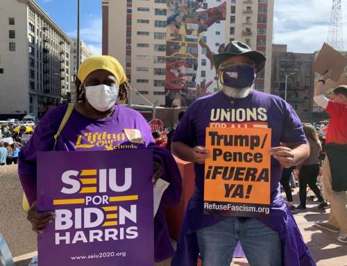 Working People Made a Difference in Election 2020