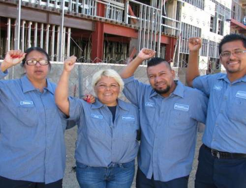 """LACCD calls workers essential, but district's """"best"""" wage offer is an insult! We are essential. Not expendable. Take the Pledge to demand fair wages."""